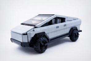 This LEGO Cybertruck could possibly ship before the real one does!