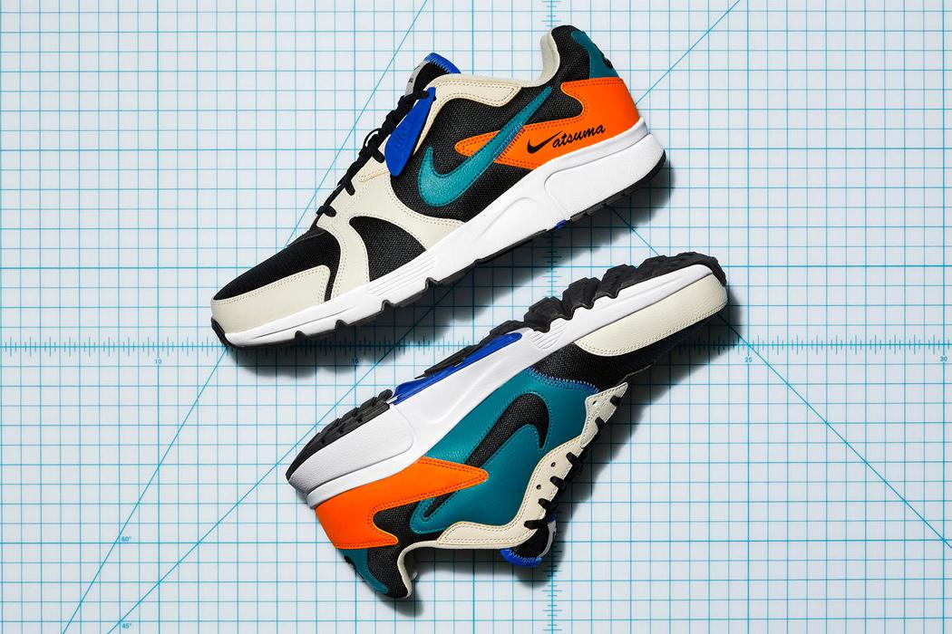 Nike's latest kicks reduce material