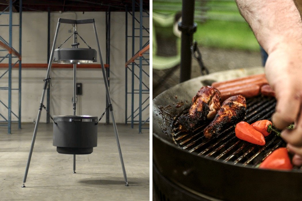 Yanko Design recommends these outdoor grills to shop to transform + elevate your next barbecue party!
