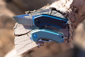 The Oni is a mini EDC knife that's ready whenever you are