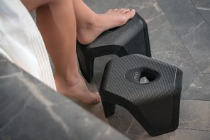 The stuul is a toilet-stool that makes your 'morning business' easy-breezy