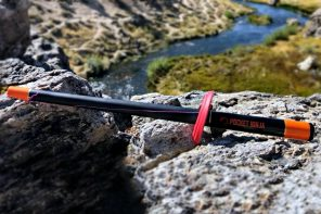 The Tanuki Pocket Ninja fly-fishing rod brings the ancient Japanese art to the mainstream