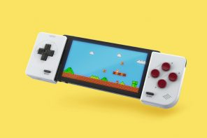 The Clippad mobile accessory turns your smartphone into a renegade GameBoy Advance!