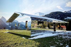 Architectural Designs that use glass to create a perfect fairy tale setting