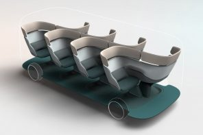 Layer Design's Joyn ride-sharing concept lets you choose between private and public transportation