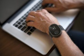 This wearable can stimulate nerves to effectively cancel out hand-tremors… and it's a watch too.