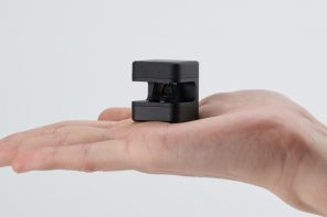 This tiny LiDAR sensor lets you control your TV, laptop, or projector (or any display) with gestures
