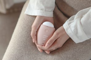 This conceptual hand warmer comes with aesthetics designed to warm your soul