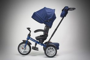 A Bentley 6 in 1 limited-edition stroller that grows with your child!