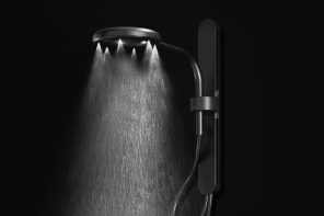 A full shower experience with 45% less water, the Nebia is changing how humans shower