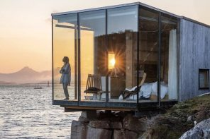 Cabins designed to help you feel at one with nature: Part 2