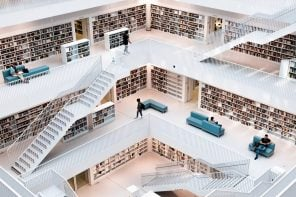 Library Designs every book addict will add to their bucket list!
