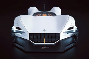 The Polestar 1K is a self-driving robocar concept that really looks down upon human drivers!