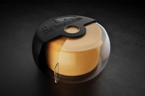 This packaging design knows the heart of every cheese (lover!)