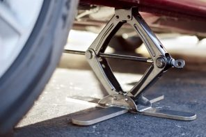 A trauma surgeon redesigned the age-old car-jack to make it much safer to use