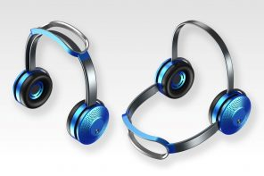 Here's what Dyson's 'air-purifying' headphones could (possibly) look like…