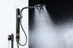 Nebia by Moen: a perfect shower experience that saves 45% of water