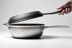 The 2-piece Proclamation Duo was designed to replace 90% of your cookware