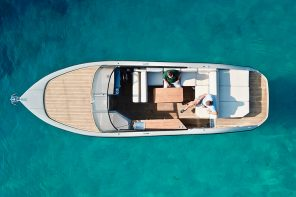 This $172,000 sustainable luxury boat is on our summer wish list
