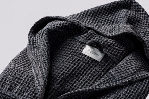 Designing the world's most comfortable bathrobe is trickier than you think…