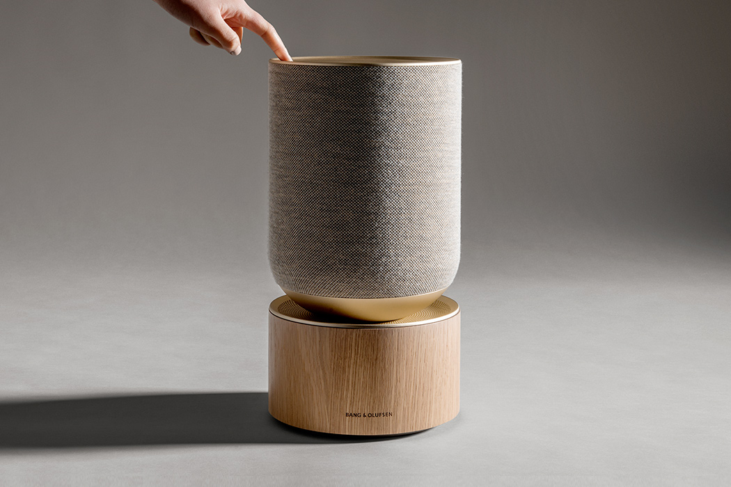 Newly Released Layer X Bang Olufsen Speaker Is A Smart Design For Serious Audiophiles Yanko Design