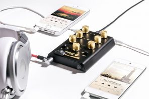 The Pokket Mixer lets you bust out DJ sets using two phones and a music app