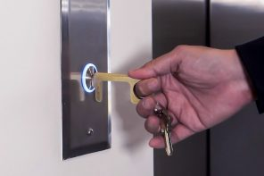 EDC for Social Distancing? This keychain lets you push buttons, open doors, without human contact