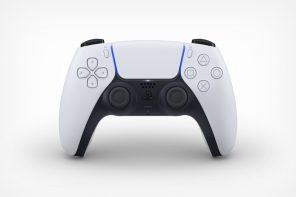 The new Sony PlayStation Dual Sense controller is a Stormtrooper-inspired thing of beauty!