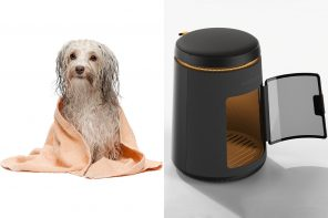 This portable dry room keeps your home and pets hygienic during quarantine