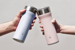 Your coffee/tea cup is made out of ceramic… so why isn't your thermos?