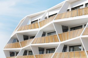 Architectural Designs focusing on balconies designed to help you unwind