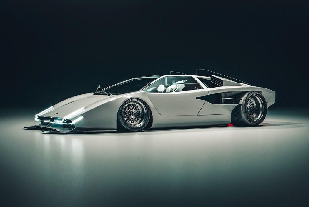 A Designer Fused A Lamborghini Cybertruck And Delorean Into One Badass Automobile Yanko Design