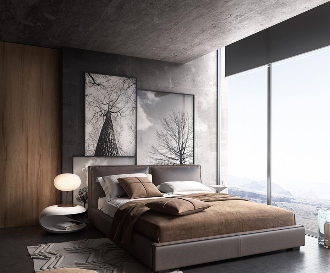 Bedroom Designs to inspire you with the best interior design ideas! | Yanko  Design
