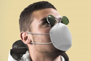 Face masks designed for a surreal future where wearing masks is humanity's new norm: Part 2