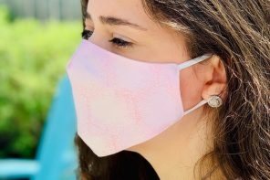 For every premium cloth mask you buy, this company donates a mask to medical professionals
