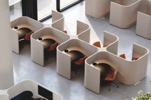 Social-Distancing At Work: These cubicle designs make segregated workspaces safe and stylish