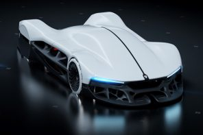 The Rimac Scalatan is a stunning concept car with a 3D-printed chassis that 'breathes oxygen'