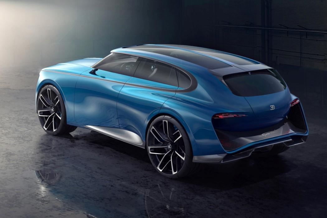 The Bugatti Spartacus Suv Gives The Company Its Own Lamborghini Urus Moment Yanko Design
