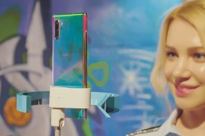 This face-tracking robotic selfie stick gives your Tik-Tok videos a professional edge!