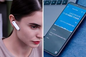 World's first offline translation earbuds translate up to 40 languages and 93 accents in real-time