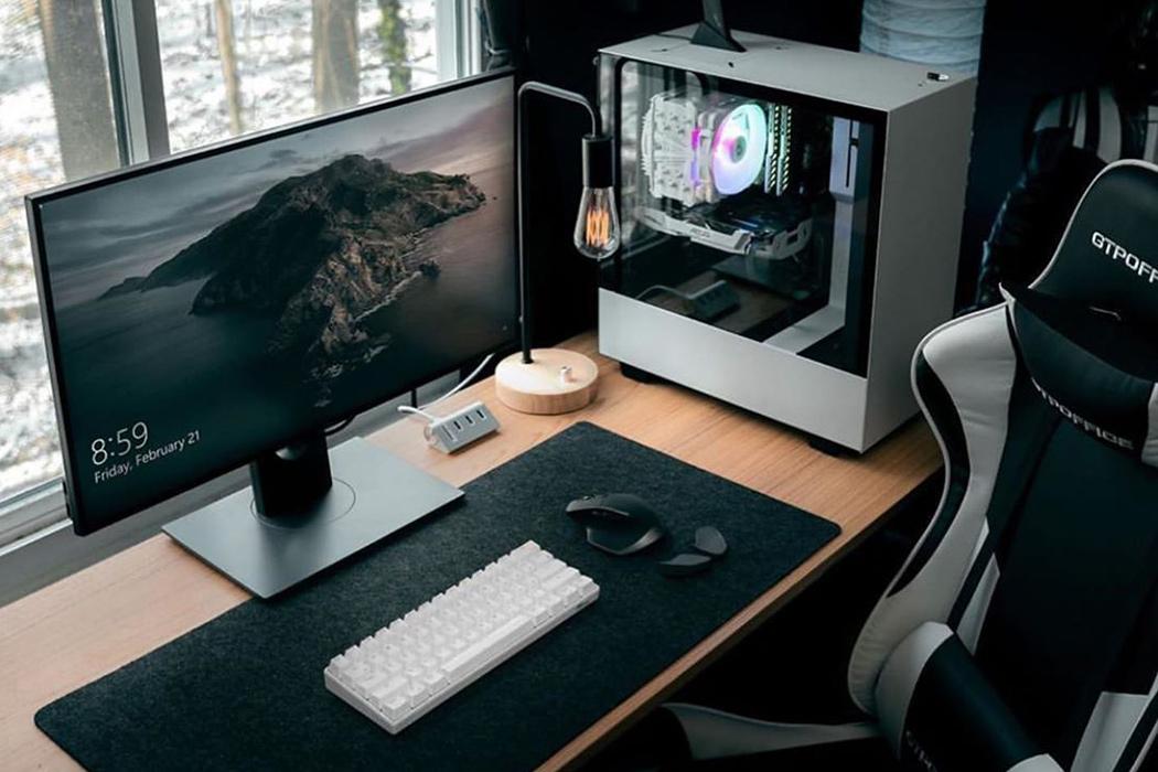 All Black Desk Setups That Will Inspire You To Adapt This Modern Minimal Trend Yanko Design