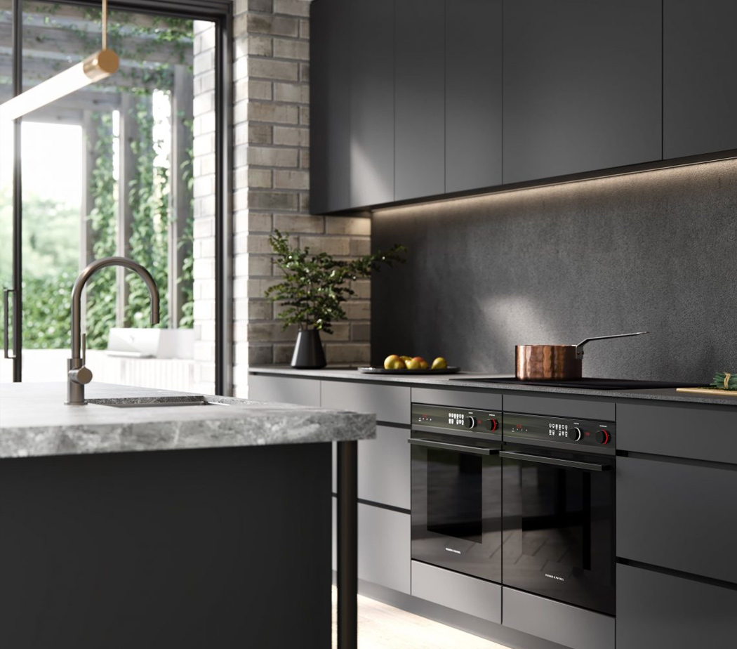 All Black Interior Designs That Will Inspire You To Adapt This Modern Minimal Trend Yanko Design