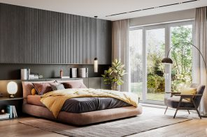 Bedroom designs to inspire you with the best interior design ideas: Part 2