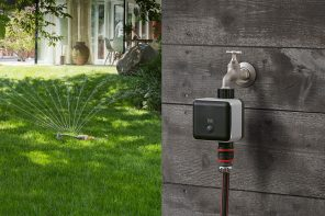 This smart water irrigation system keeps your plants fresh with zero effort