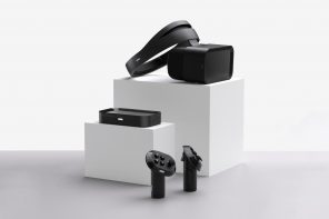 Here's a SEGA gaming console + headset concept while we wait for Sony's PS5 launch