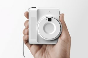 This Apple-inspired conceptual camera is the bridge between DSLR cameras and smartphones