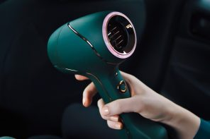Move over Dyson… this hair dryer is cordless, portable, and half the price