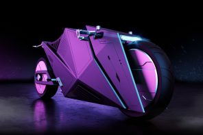 This Rimac Cyberbike channels the Tesla Cybertruck's charm… without those breakable windows