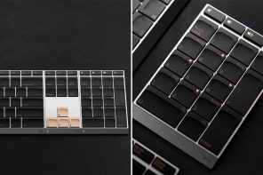 The detachable Numpad of this modular keyboard is the productivity hack you need!