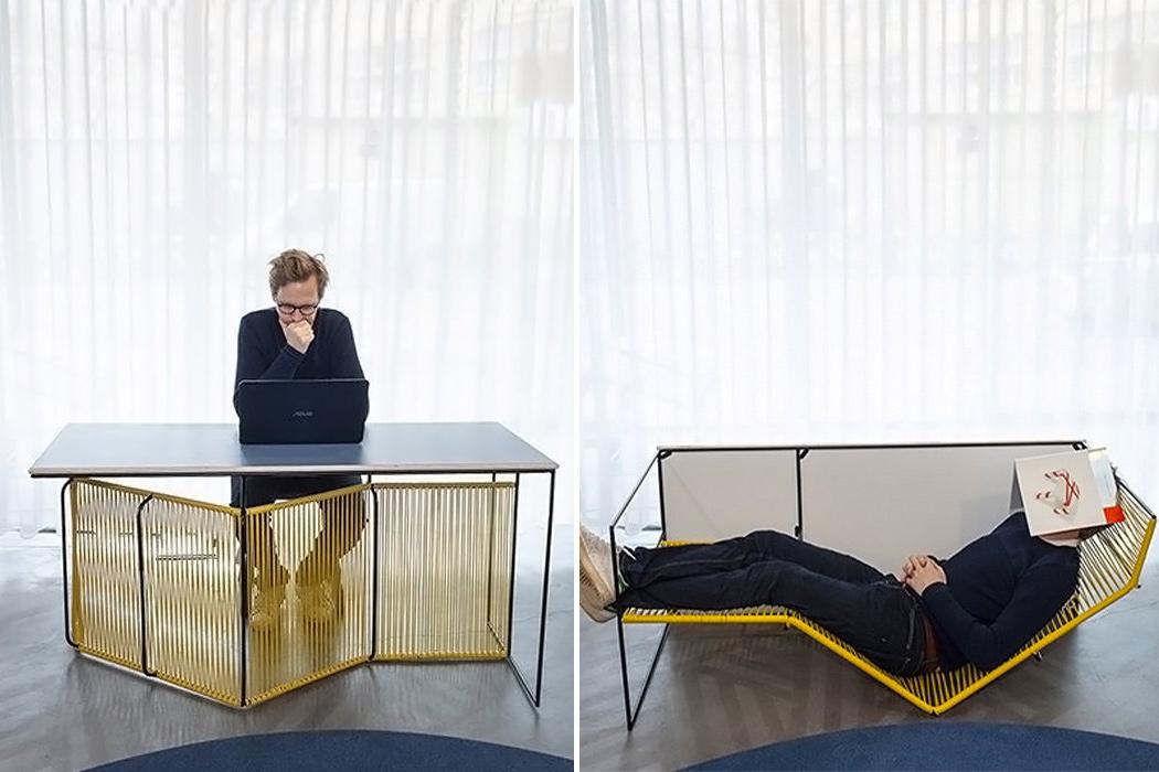 08 Desk Design Chair renversee Desk wfh